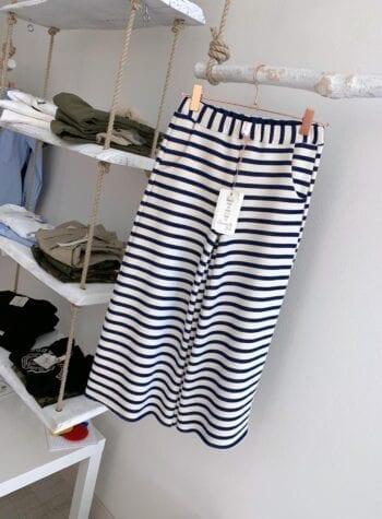 Shop Online Pantalone bimba tuta righe Souvenir Kids