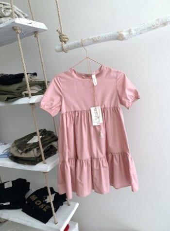 Shop Online Vestito bimba rosa Souvenir Kids