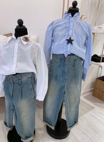 Shop Online Jeans bimba pinces Souvenir Kids