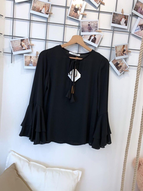 Shop Online Camicia nera gale Souvenir