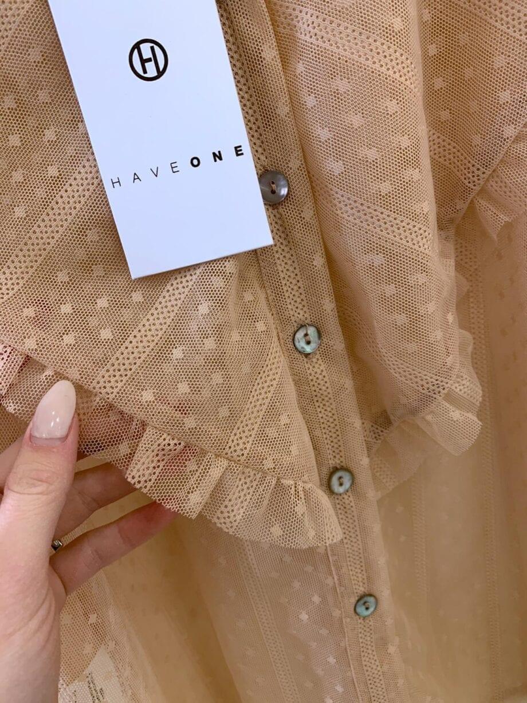 Shop Online Camicia gale cipria HaveOne