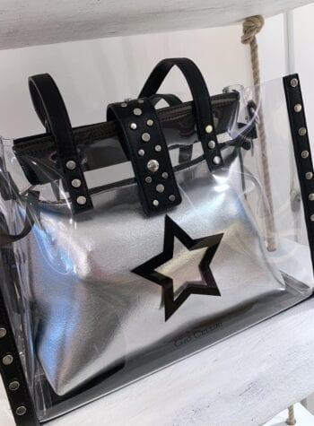 Shop Online Shopper PVC stella Gio Cellini