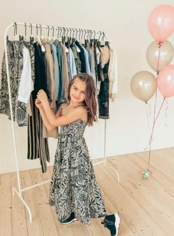 Shop Online Vestito bimba fantasia giungla Souvenir Kids