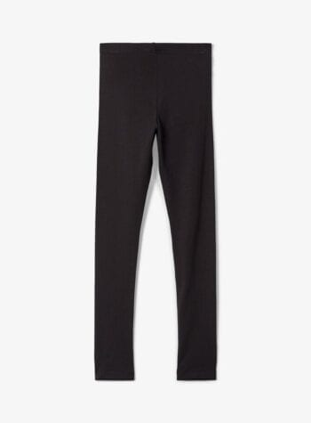 Shop Online Leggings nero in cotone name it