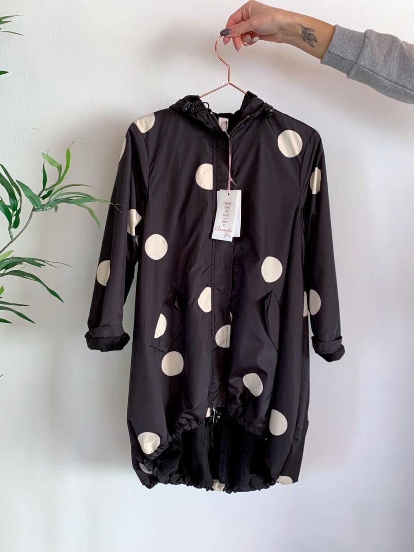 Shop Online Cappotto impermeabile pois Souvenir Kids