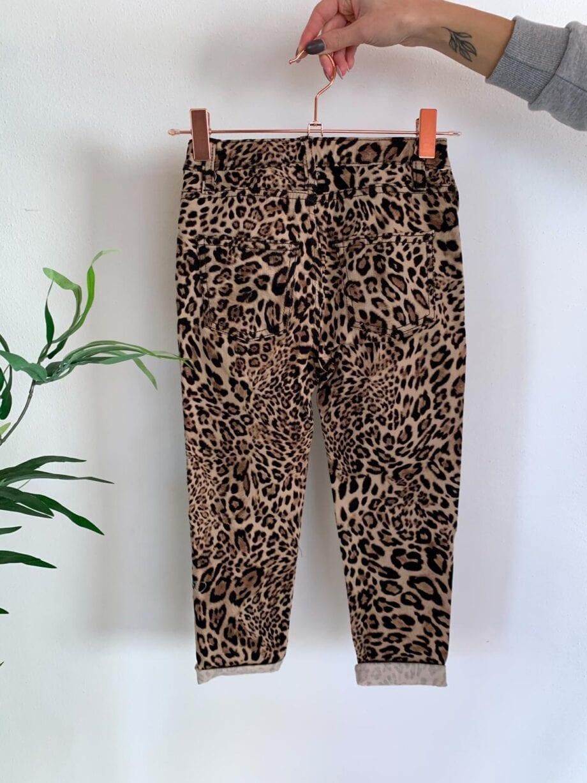 Shop Online Jeans leopardati Souvenir Kids