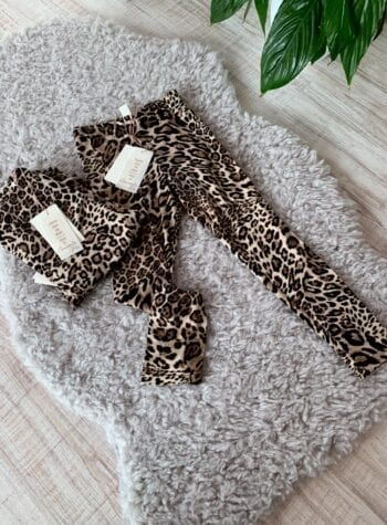 Shop Online Leggings leopardato Souvenir Kids
