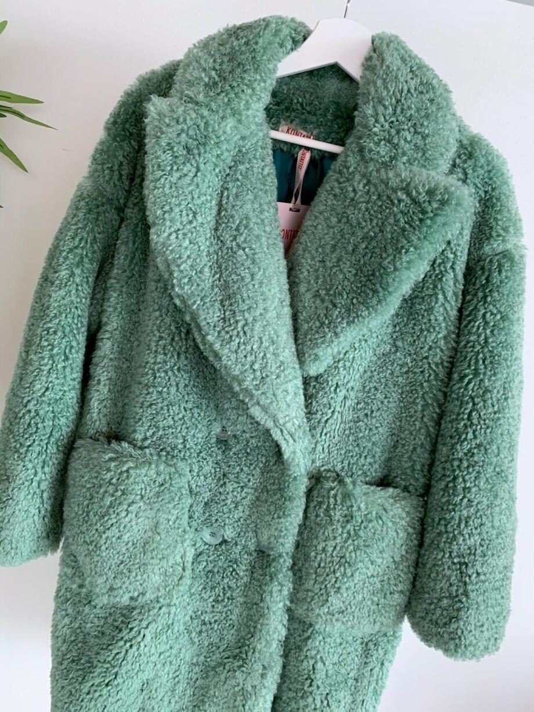 Shop Online Cappotto teddy lago Kontatto