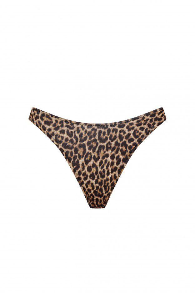 Shop Online Bikini slip Amelie nocciolino nero Matinée