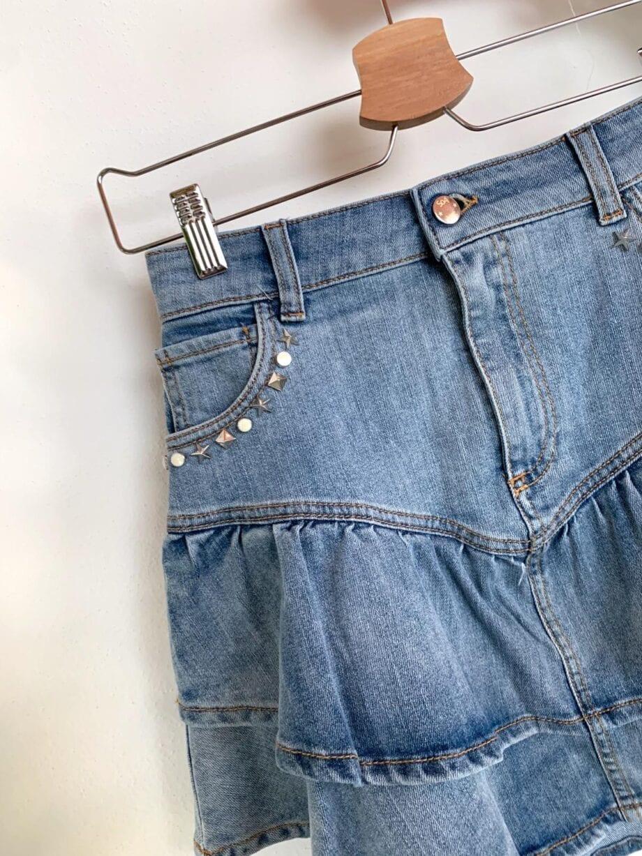 Shop Online Minigonna jeans balze So Allure