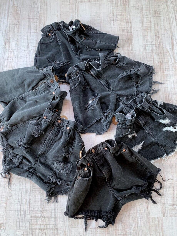 Shop Online Short a caramella grigio chiaro Levi's