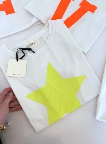 Shop Online Top in maglia panna con spalline fini Vero Moda