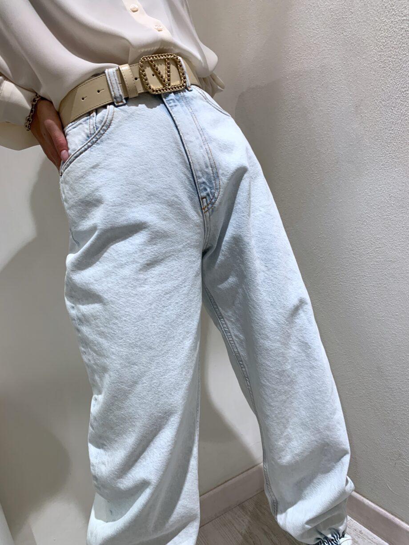 Shop Online Jeans chiaro a palloncino Souvenir