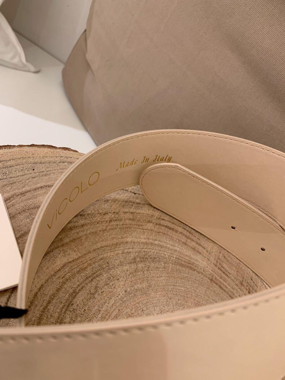 Shop Online Cintura burro modello fibbia YSL Vicolo