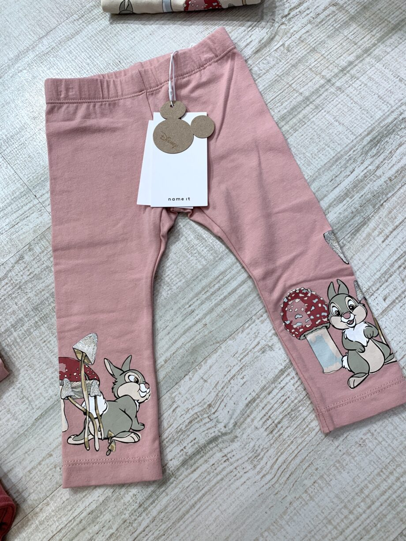 Shop Online Leggins disney rosa chiaro Name it