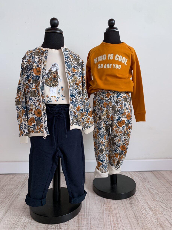 Shop Online Pantalone tuta con stampa floreale Name it