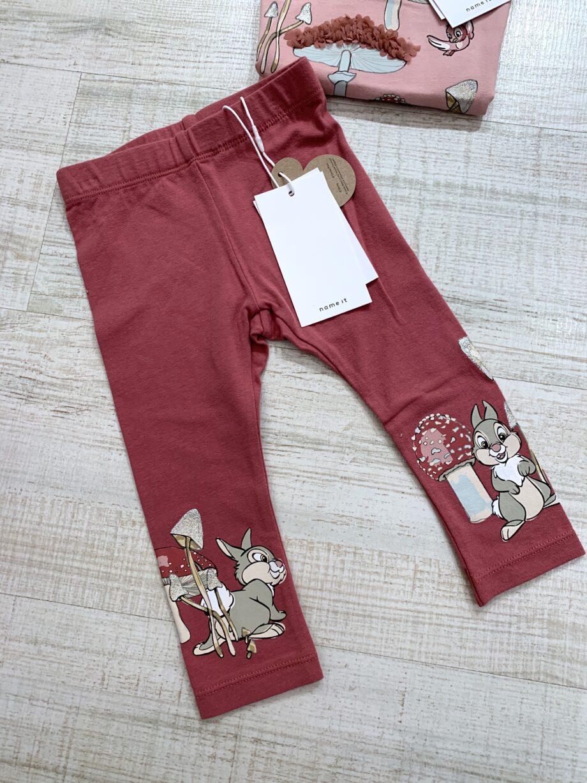 Shop Online Leggins disney rosa scuro Name it